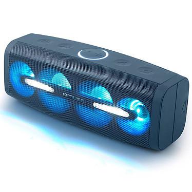 Muse M-830 DJ Enceinte sans fil stéréo 50 Watts - NFC/Bluetooth 4.2 - Effets lumineux - Autonomie 8h - AUX/USB