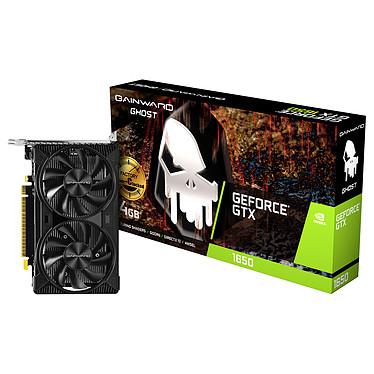 Gainward GeForce GTX 1650 D6 GHOST OC 4 Go GDDR6 - HDMI/Dual DisplayPort - PCI Express (NVIDIA GeForce GTX 1650)