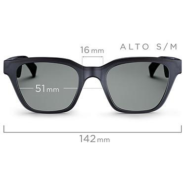 Bose Frames Alto Noir S/M pas cher