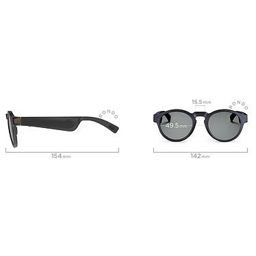 Acheter Bose Frames Rondo Noir S/M