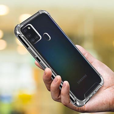 Avis Akashi Coque TPU Angles Renforcés Samsung Galaxy A21s
