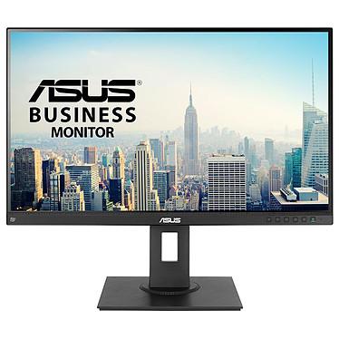 "ASUS 27"" LED - BE279CLB 1920 x 1080 pixels - 5 ms (gris à gris) - Format 16/9 - Dalle IPS - Pivot - DisplayPort/VGA/HDMI - USB-C - Hub USB 3.0 - Noir"