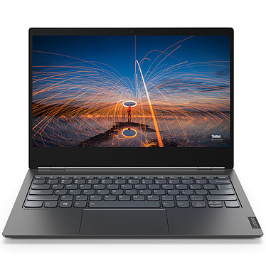 "Lenovo ThinkBook Plus IML (20TG000RFR) Intel Core i5-10210U 8 Go SSD 256 Go 13.3"" LED Full HD Wi-Fi AX/Bluetooth Webcam Windows 10 Professionnel 64 bits"