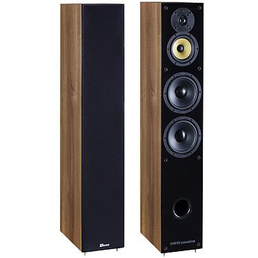 Davis Acoustics Balthus 70 Noyer Enceinte colonne 130 Watts (la paire)
