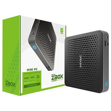 ZOTAC ZBOX edge MI623 Intel Core i3-10110U Intel UHD Graphics USB 3.1 Wi-Fi AC / Bluetooth (sans écran/mémoire/disque dur)