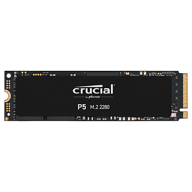Avis Crucial P5 M.2 PCIe NVMe 2 To