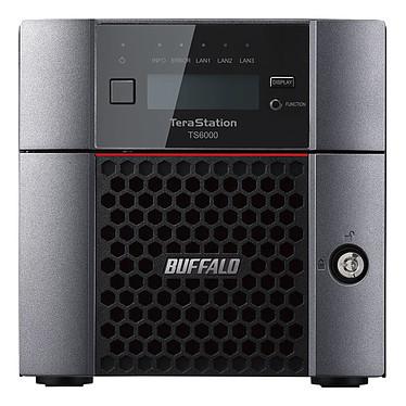 Buffalo TeraStation TS6200DN 4 To (2 x 2 To) Serveur NAS 2 baies avec 2 disques durs NAS 2 To + LAN 10 GbE