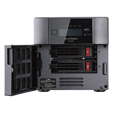 Avis Buffalo TeraStation TS6200DN 4 To (2 x 2 To)