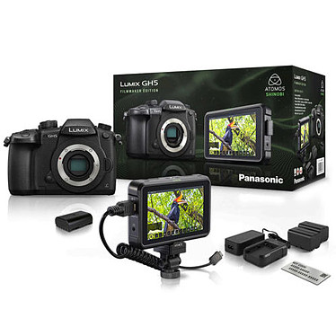 Panasonic DC-GH5 FilmMaker Edition