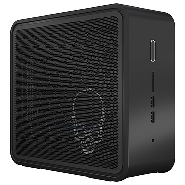 Intel NUC9 NUC9I7QNX (Ghost Canyon) Intel Core i7-9750H Wi-Fi 6 AX/Bluetooth - M.2 PCIe NVMe - 1 x PCI-Express 3.0 16x