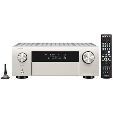 Denon AVC-X4700H Argent Ampli-tuner Home Cinema 9.2 - 125W/canal - Dolby Atmos/DTS:X/Auro 3D - IMAX Enhanced - HDMI 8K - Upscalling 8K - HDR - Wi-Fi/Bluetooth - AirPlay 2 - Multiroom