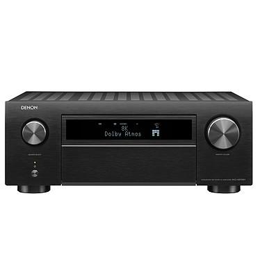 Denon AVC-X6700H Noir Ampli-tuner Home Cinema 11.2 - 140W/canal - Dolby Atmos/DTS:X Pro/Auro 3D - IMAX Enhanced - HDMI 8K - Upscalling 8K - HDR - Wi-Fi/Bluetooth - AirPlay 2 - Multiroom