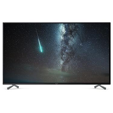 "Sharp LC-49UI8652E 49"" (124 cm) TV Ultra HD 4K LED - 3840 x 2160 píxeles - HDR - Wi-Fi/Bluetooth - Sonido 2.0 20W - 800 Hz"
