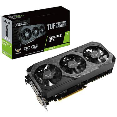 ASUS GeForce GTX 1660 Ti TUF3-GTX1660TI-O6G-GAMING