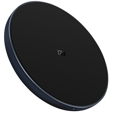 Xiaomi Mi Wireless Charging Pad Noir Chargeur à induction avec charge rapide compatible appareils Qi