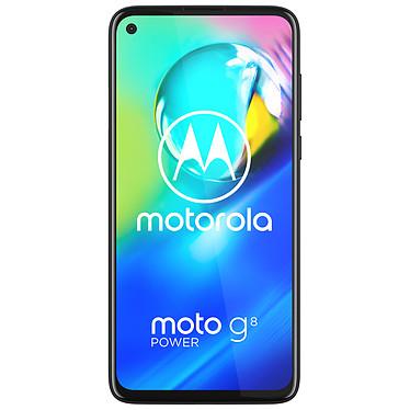 "Motorola Moto G8 Power Smartphone 4G-LTE - Snapdragon 665 Octo-Core 2.0 Ghz - RAM 4 Go - Ecran tactile 6.4"" 1080 x 2300 - 64 Go - Bluetooth 5.0 - 5000 mAh - Android 10"