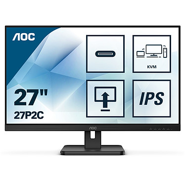"""AOC 27"""" LED - 27P2C"""