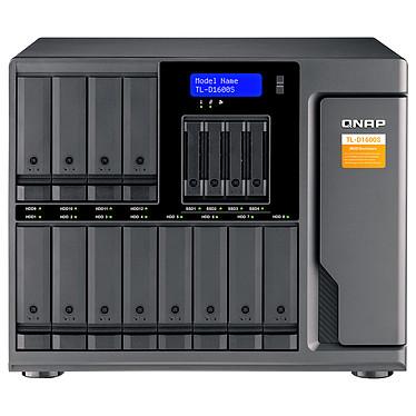 """QNAP TL-D1600S Boitier RAID / Unité d'expansion mini SAS - 12 baies 2.5""""/3.5"""" SATA + 4 baies 2.5"""" (sans disque dur) avec carte d'extension PCIe QXP-1600es"""