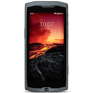 "Crosscall Core-M4 Go Smartphone 4G-LTE IP68 Dual SIM - Snapdragon 215 Quad-Core 1.3 GHz - RAM1 Go - Ecran tactile 4.95"" 480 x 960 - 8 Go - Bluetooth 4.2 - 3000 mAh - Android 9.0 Go Edition"