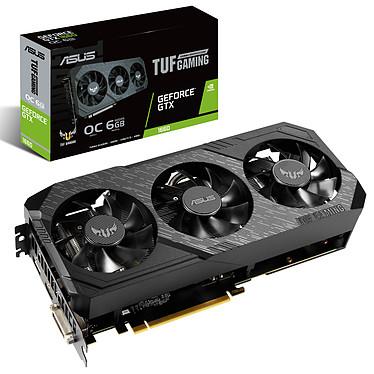ASUS GeForce GTX 1660 TUF3-GTX1660-O6G-GAMING 6 Go GDDR5 - HDMI/DisplayPort/DVI - PCI Express (NVIDIA GeForce GTX 1660)