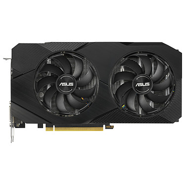 Avis ASUS GeForce GTX 1660 DUAL-GTX1660-6G-EVO
