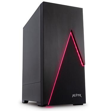 Altyk ALPHA G1-R38-N02 AMD Ryzen 3 3200G 8 Go SSD 250 Go AMD Radeon Vega 8 Graphics Wi-Fi AC Windows 10 Famille