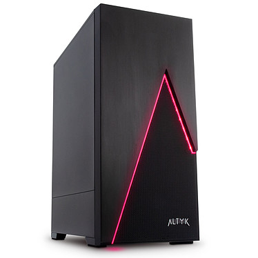 Altyk OMEGA G1-I7K16R27S-N1H1 Intel Core i7-9700KF 16 Go SSD 1 To + HDD 1 To NVIDIA GeForce RTX 2070 SUPER Wi-Fi AC Windows 10 Famille