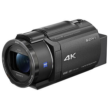 "Sony FDR-AX43 Caméscope 4K Ultra HD - Stabilisateur optique SteadyShot 5 axes - Ecran tactile LCD 3"" - Wi-Fi/NFC"