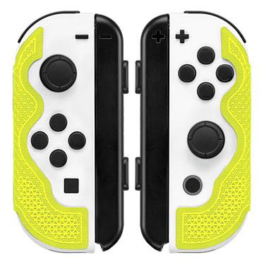 Lizard Skins DSP Controller Grip Nintendo Switch (Jaune) Grip pour Joy-Con Nintendo Switch