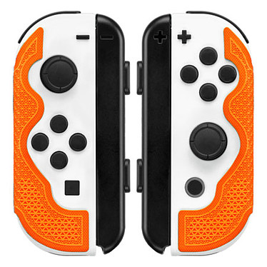 Lizard Skins DSP Controller Grip Nintendo Switch (Orange) Grip pour Joy-Con Nintendo Switch
