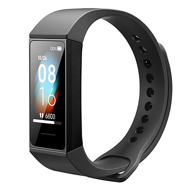 "Xiaomi Mi Smart Band 4C Pulsera conectada - impermeable - pantalla a color de 1,08"" - Bluetooth - 130 mAh - iOS/Android"
