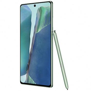 Opiniones sobre Samsung Galaxy Note 20 5G SM-N981 Verde (8GB / 256GB)