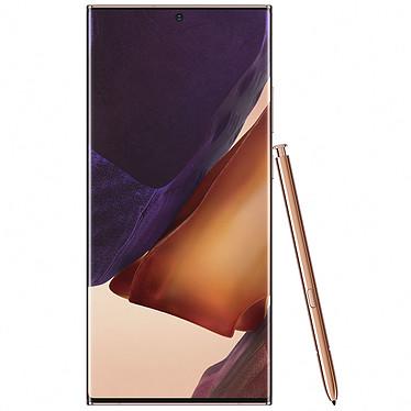 "Samsung Galaxy Note 20 Ultra 5G SM-N986 Bronce (12GB / 256GB) Smartphone 5G-LTE IP68 Dual SIM - Exynos 990 8-Core 2.73 Ghz - RAM 12 GB - Dynamic AMOLED 6.9"" 1440 x 3088 Pantalla táctil - 256 GB - NFC/Bluetooth 5.0 - 4500 mAh - Android 10"