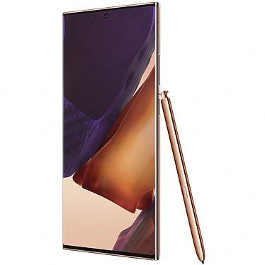 Opiniones sobre Samsung Galaxy Note 20 Ultra 5G SM-N986 Bronce (12GB / 256GB)