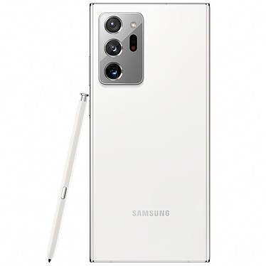 Samsung Galaxy Note 20 Ultra 5G SM-N986 Blanco (12GB / 256GB) a bajo precio