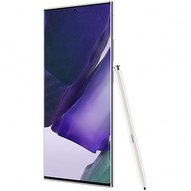 Opiniones sobre Samsung Galaxy Note 20 Ultra 5G SM-N986 Blanco (12GB / 256GB)