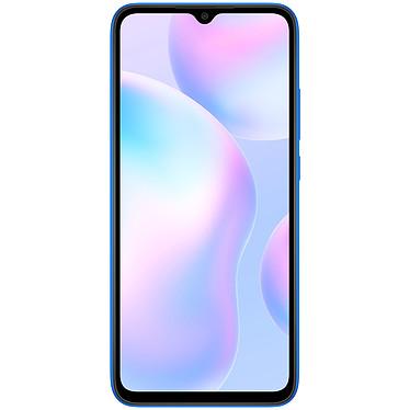 "Xiaomi Redmi 9A Bleu (2 Go / 32 Go) Smartphone 4G-LTE Dual SIM - Helio G25 8-Core 2.0 GHz - RAM 2 Go - Ecran tactile 6.53"" 720 x 1600 - 32 Go - Bluetooth 5.0 - 5000 mAh - Android 10"