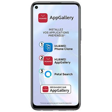"Huawei P40 Lite 5G Negro (6 GB / 128 GB) Smartphone 5G-LTE Dual SIM - Kirin 820 Octo-Core 2.36 GHz - RAM 6 GB - Pantalla táctil 6.5"" 1080 x 2400 - 128 GB - NFC/Bluetooth 5.1 - 4000 mAh - Android 10"