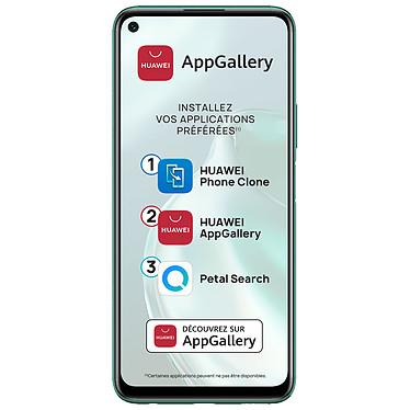 "Huawei P40 Lite 5G Verde (6 GB / 128 GB) Smartphone 5G-LTE Dual SIM - Kirin 820 Octo-Core 2.36 GHz - RAM 6 GB - Pantalla táctil 6.5"" 1080 x 2400 - 128 GB - NFC/Bluetooth 5.1 - 4000 mAh - Android 10"