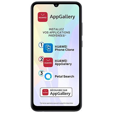"Huawei Y6P Noir Smartphone 4G-LTE Advanced Dual SIM - MediaTek MT6762R Octo-Core 2.0 GHz - RAM 3 Go - Ecran tactile 6.3"" 720 x 1600 - 64 Go - NFC/Bluetooth 5.0 - 5000 mAh - Android 10"