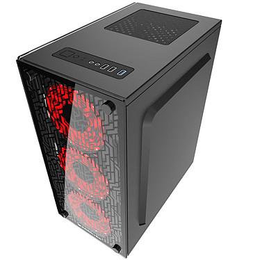 Opiniones sobre Xigmatek Nyx 3F Red Edition