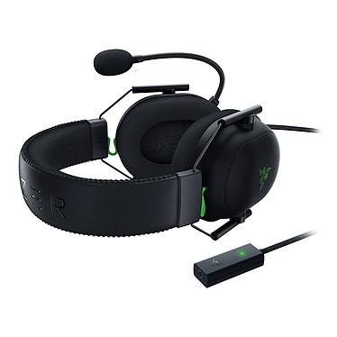 Avis Razer Blackshark V2 + USB Mic Enhancer