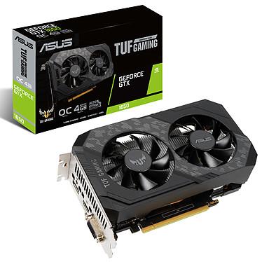 ASUS GeForce GTX 1650 TUF-GTX1650-O4GD6-P-GAMING