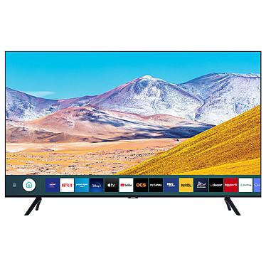 "Samsung UE82TU8005 82"" Ultra HD 4K LED TV con 4K LEDs (208 cm) 16/9 - HDR - Wi-Fi/Bluetooth/AirPlay 2 - Google/Alexa Assistant - 2100 PQI - Sound 2.0 20W"