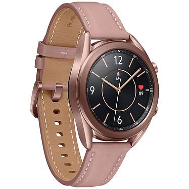 Opiniones sobre Reloj Samsung Galaxy 3 (41 mm / Bronce)