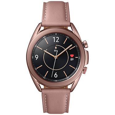 Avis Samsung Galaxy Watch 3 4G (41 mm / Bronze)