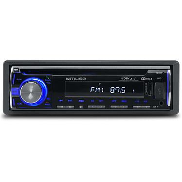 Muse M-1229 BT Autoradio 4 x 40 Watts - CD/MP3/FM - Bluetooth - AUX/USB/SD