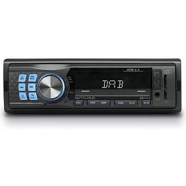 Muse M-199 DAB Autoradio 4 x 40 Watts - FM/DAB+ - Bluetooth - AUX/USB/SD