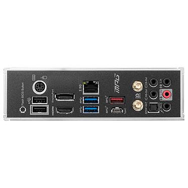 Kit Upgrade PC AMD Ryzen 7 3700X MSI MPG B550 GAMING EDGE WIFI pas cher