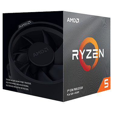 Avis Kit Upgrade PC AMD Ryzen 5 3600 MSI MAG B550M MORTAR